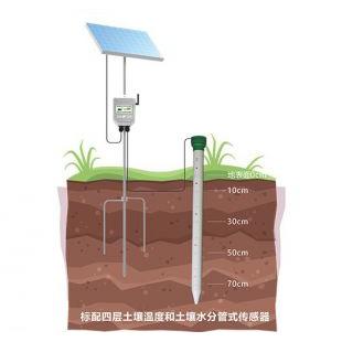 TPGSQ-4土壤管式剖面水分仪 土壤水分管传感器