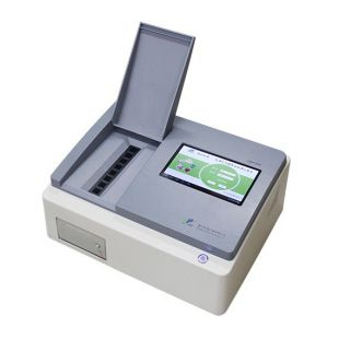 16通道液晶显示屏农残留测量仪NY-16DL农药残留测定仪