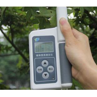 TYS-4N植物营养测定仪 氮、叶绿素、叶温叶片湿度四参数