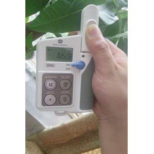 柯尼卡美能达叶绿素仪SPAD-502PLUS农作物叶子测试仪