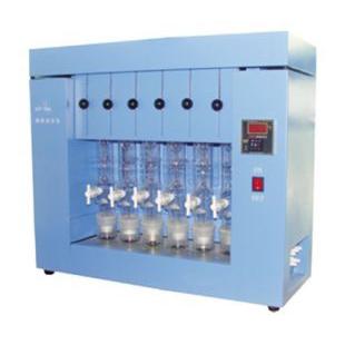 SZF-06A脂肪测定仪 谷物脂肪含量抽提仪