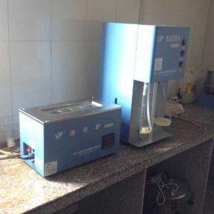 KDN-08C凯氏定氮仪 凯氏定氮法 配套消化炉