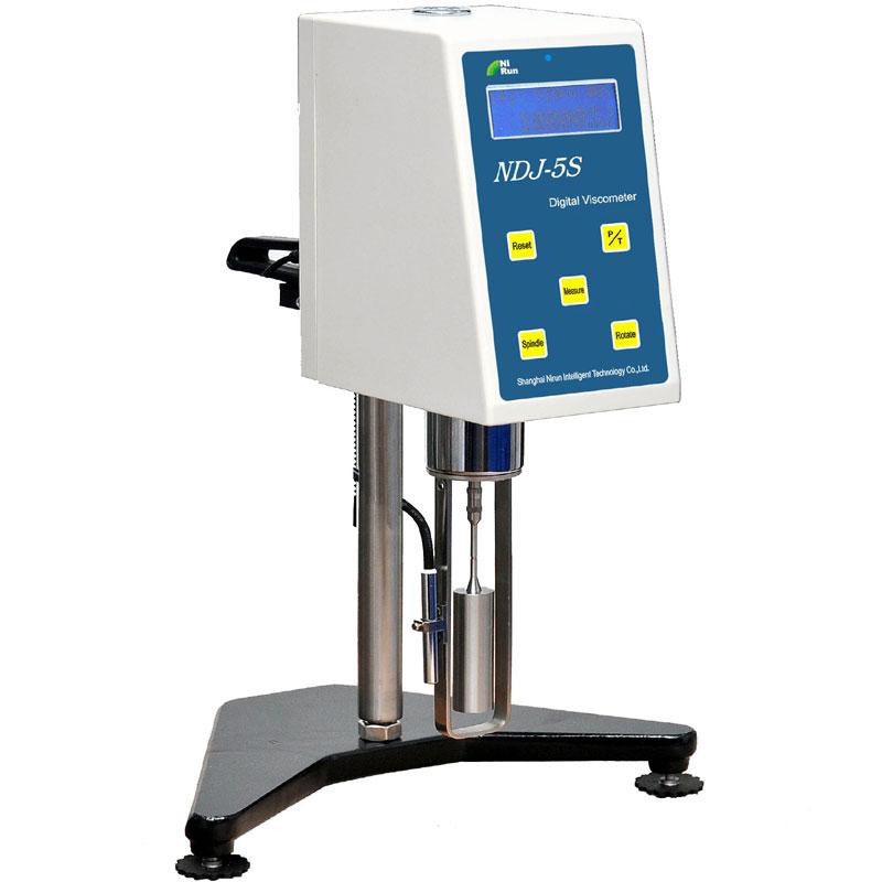 NDJ-5S數字式粘度計原NDJ-1升級產品