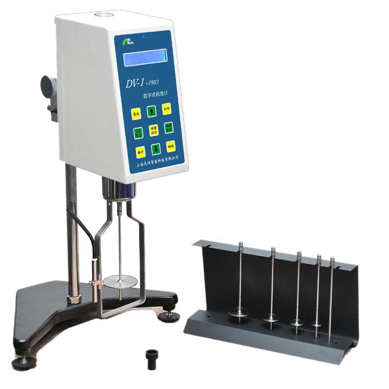 HADV-1+Pro可程控數字式粘度計