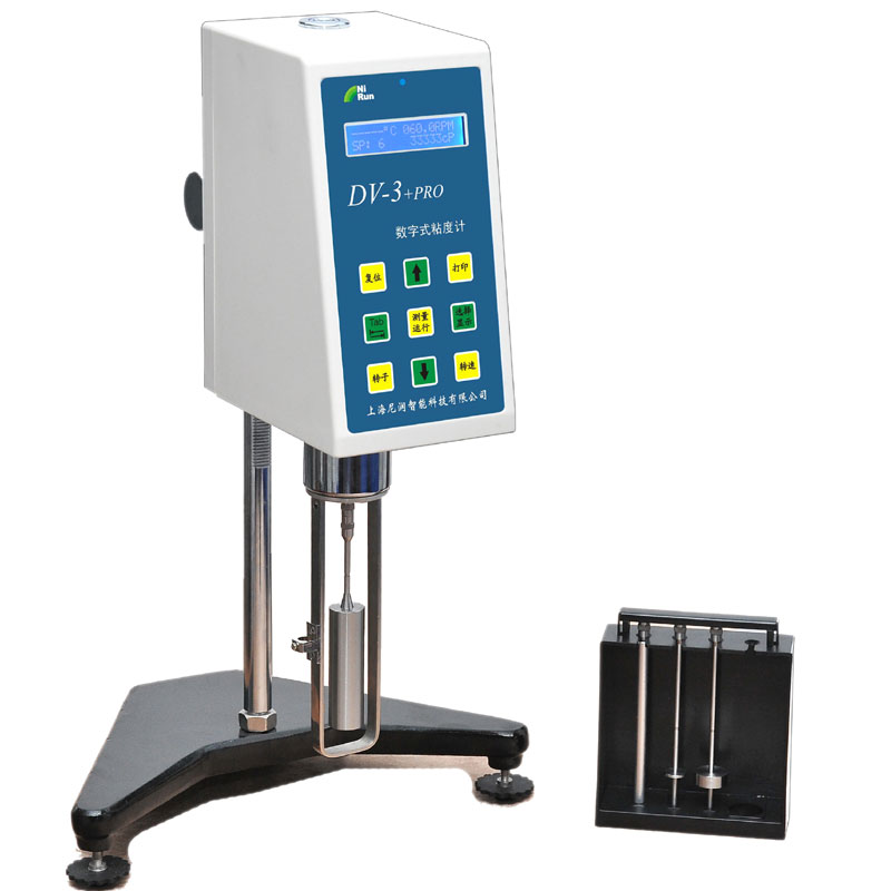 HBDV-3+Pro可程控數字式粘度計