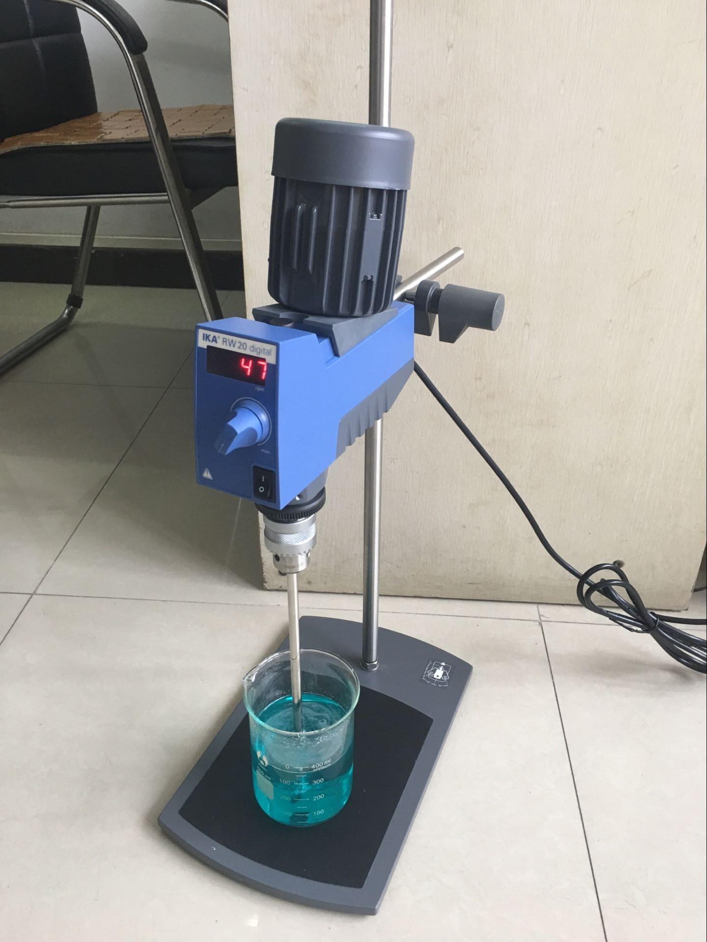 RW20悬臂式电动搅拌机IKA搅拌器