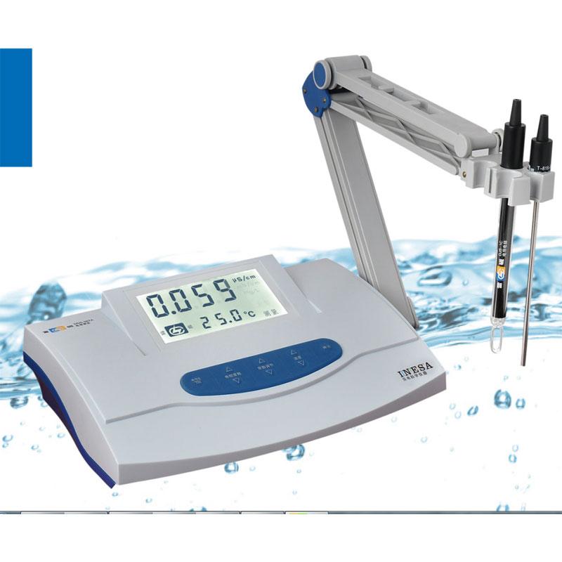 DDS-307電導率儀(手動溫度補償)