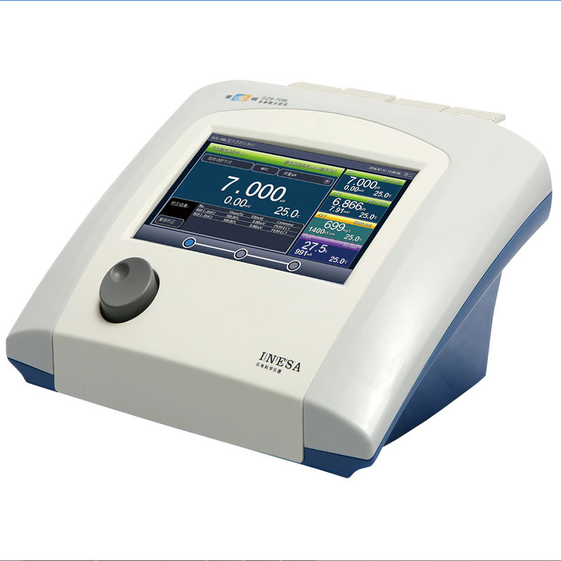 DZS-708L多参数分析仪(pH计、电导率仪、溶解氧仪和离子计)