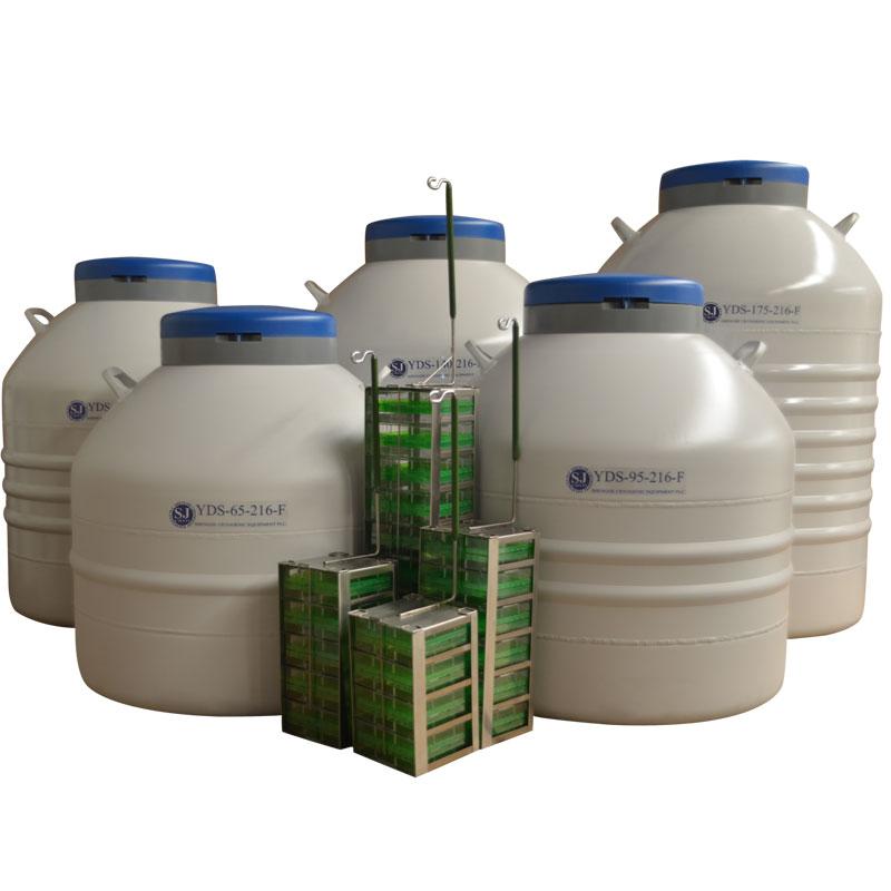 YDS-65-216-F生物液氮罐