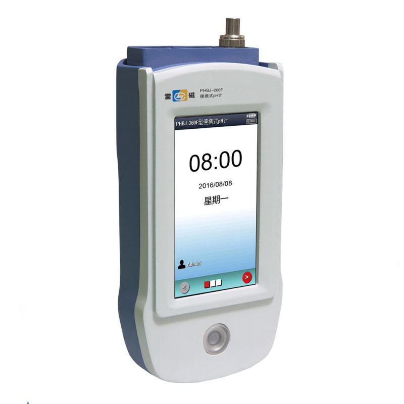 PHBJ-260F型便攜式pH計