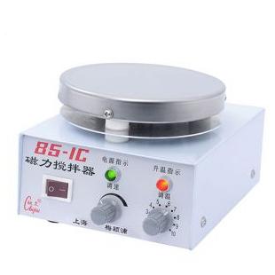SH21-1恒温磁力搅拌器1800转恒温搅拌器