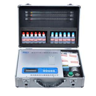 OK-A2土壤肥料养分速测仪 碱解氮、有效磷检测仪