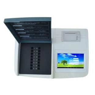 蔬菜农药含量测试仪OK-C16触摸屏智能型农药残留速测仪