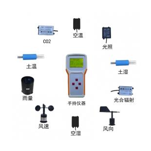 CO2浓度测试器OK-SQ10欧柯奇农业气象监测仪