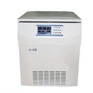 落地式大容量冷凍離心機6-6R低速冷凍離心機