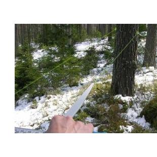 650mm瑞典绿色激光发射器 远距离树木直径测量仪