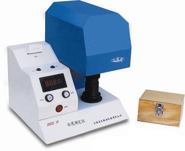 JBDZ20白度测定仪  嘉定粮油白度测定仪
