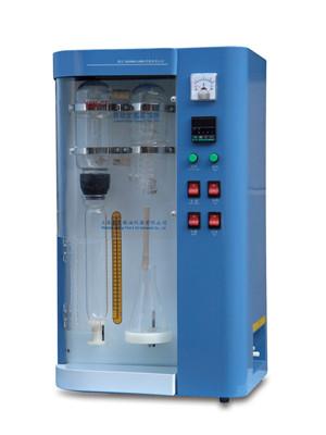 定氮仪蒸馏器KDN-16CZ(sx)  嘉定粮油定氮仪