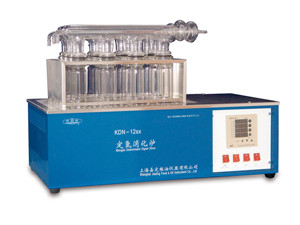 KDN-04定氮消化炉  嘉定粮油消化炉