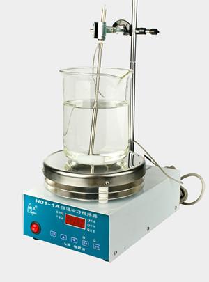 H01-1A數顯恒溫磁力攪拌器