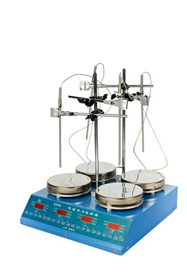 数显恒温磁力搅拌器524G  梅颖浦磁力搅拌器