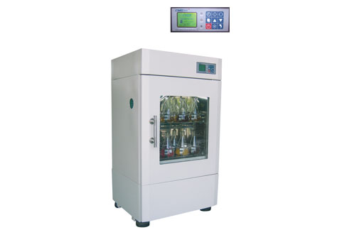 恒溫(全溫)雙層培養搖床QYC-2102  上海新苗恒溫搖床