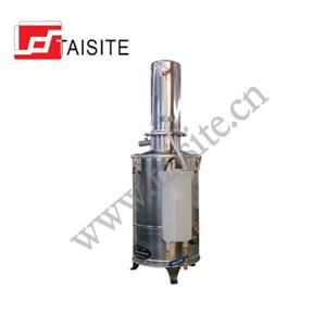 不銹鋼斷水自控電熱蒸餾水器DZ-10 LⅡ  天津泰斯特蒸餾水器