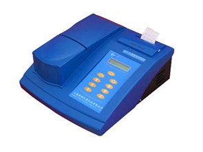 浊度计WGZ-2000AP(配有内置打印机)