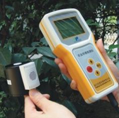 DJL-18溫濕度光照度三參數記錄儀