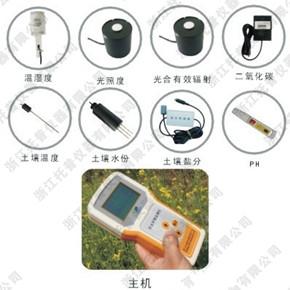 手持式农业环境检测仪TNHY-9   浙江托普环境监测仪