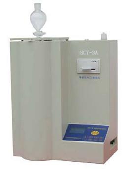 SCY-3A啤酒饮料二氧化碳测定仪  上海昕瑞二氧化碳测定仪