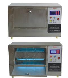 上海普申LUV-II紫外光加速老化箱液晶屏控制程序