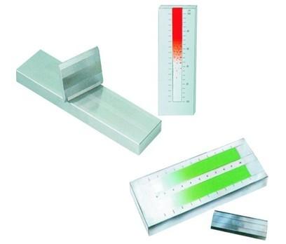 上海普申ISO双槽刮板细度计