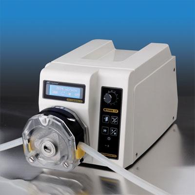 灌装蠕动泵WT600-1F 兰格分配型恒流泵