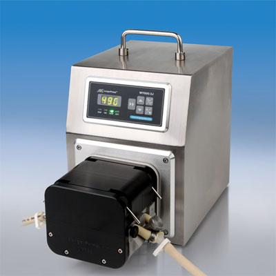 精密蠕動泵WT600-3J 蘭格恒流泵