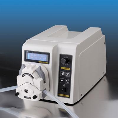 分配型蠕動泵BT100-1F  蘭格恒流泵