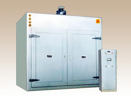 上海实验厂107A电热密闭干燥箱  智能干燥箱