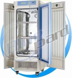 上海一恒MGC-450HP-2光照培养箱  自我诊断培养箱