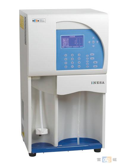 KDN-1自动凯氏定氮仪  上海雷磁定氮仪