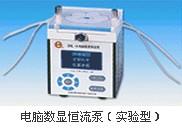 上海沪西DHL-A电脑数显恒流泵(实验型)
