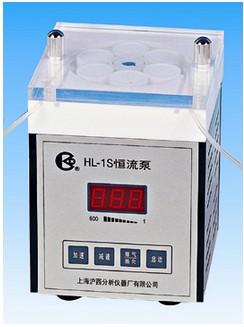 上海沪西HL-1S恒流泵(实验型)