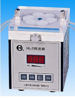 上海滬西HL-2恒流泵(實驗型)