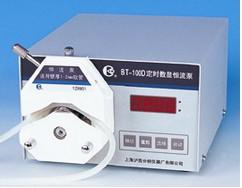 上海滬西BT-100D恒流泵(易裝型)
