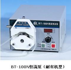 上海沪西BT-100N恒流泵(耐有机型)