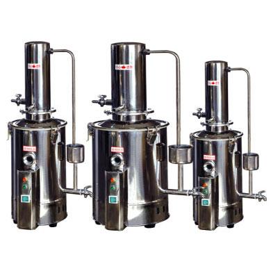 HS•Z11•20电热蒸馏水器   上海龙跃蒸馏水器