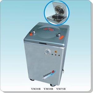 上海三申YM75B立式压力蒸汽灭菌器