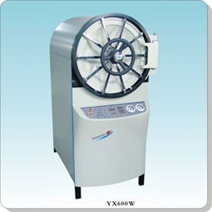 上海三申YX-600W-卧式圆形压力蒸汽灭菌器