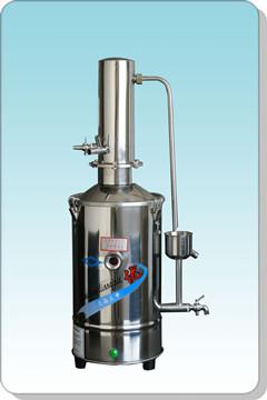 上海三申DZ5不銹鋼電熱蒸餾水器(普通)
