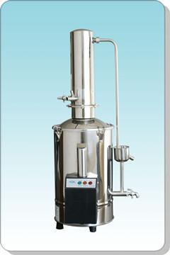 上海三申DZ5Z不锈钢电热蒸馏水器(断水控制型)