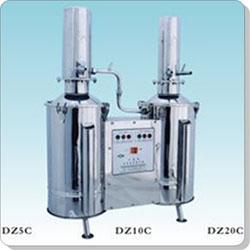 上海三申DZ20C不锈钢电热重蒸馏水器